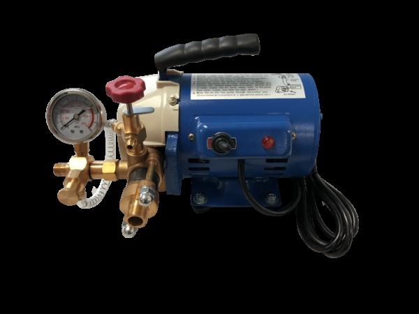 Bomba de prueba electrica